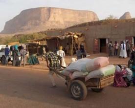 Negatief reisadvies Mali