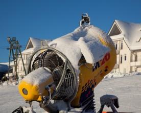 Sneeuwcondities Europa verbeteren snel