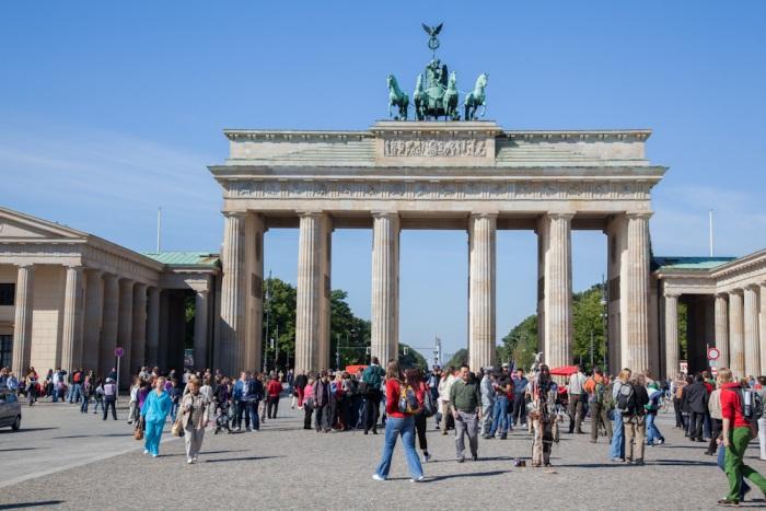 Gratis wifi in Berlijn