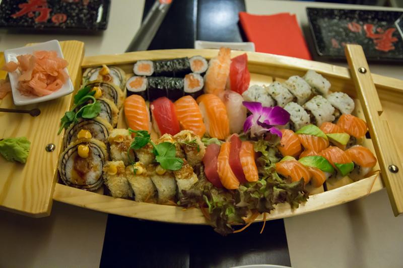 sushi eten in antwerpen