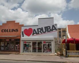 Nooit naar Aruba of Curaçao