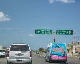 Autorijden in Mexico