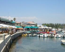 Toeristen vermijden Cyprus
