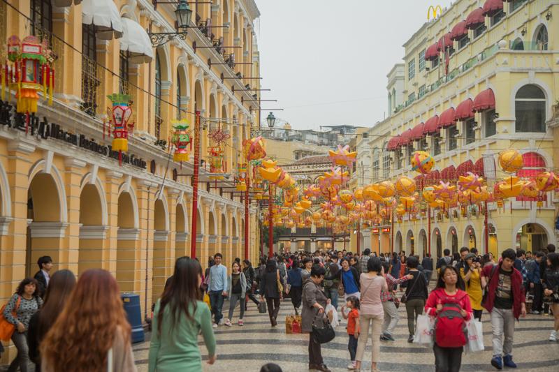 Macau: meer dan alleen een gokkersstad
