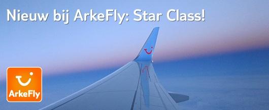 ArkeFly introduceert Star Class