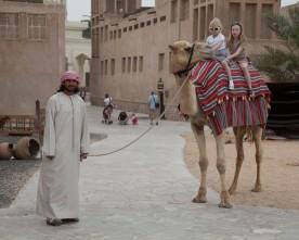 Dubai met kinderen