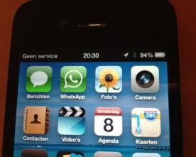 Klanten T-Mobile onbereikbaar in buitenland
