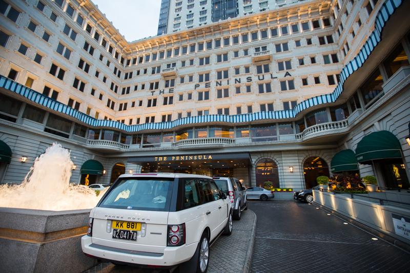 Waar overnachten in Hong Kong?