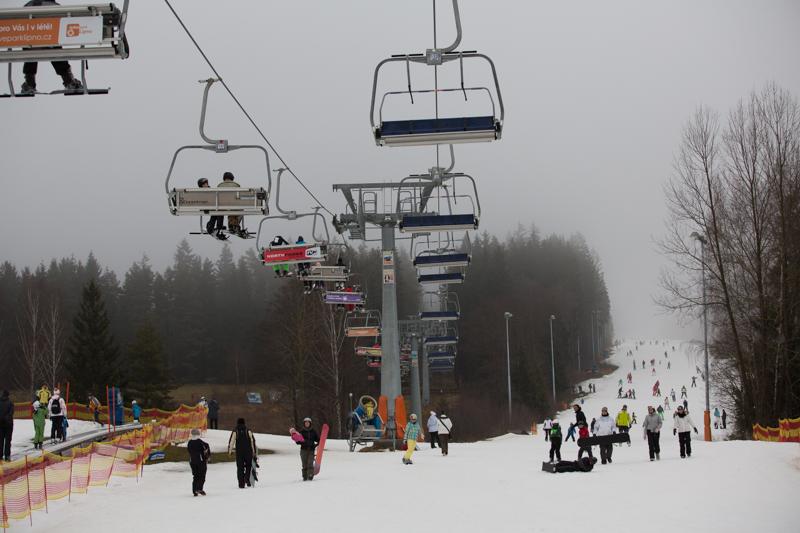 Skiën in Tsjechië