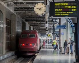 Meer treinen naar Brussel