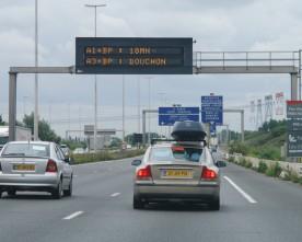 Pas op voor Franse snelheidsboetes
