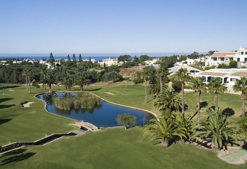 Golfen in de Algarve