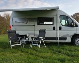 Nieuwe camperbouwer lanceert unieke camperindeling