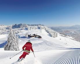 SkiWelt Wilder Kaiser – Brixental grootste skigebied