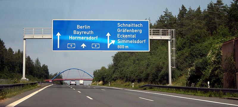 Vanaf 2015 tol in Duitsland