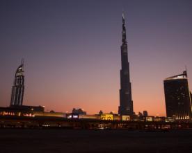 Burj Khalifa startpagina