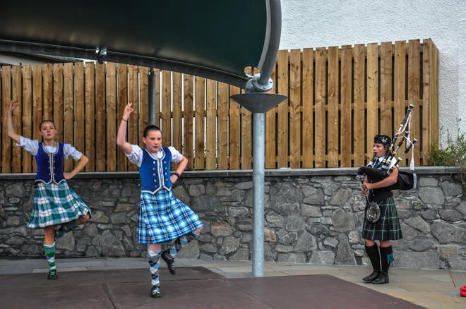 Schotland voor beginners