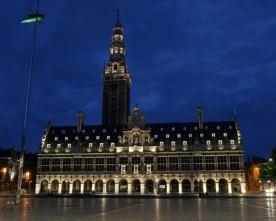 Opening Bibliotheektoren Leuven