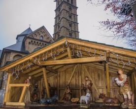 Kerstmarkten in de Ardennen