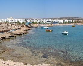 Top 5 vakantieplaatsen op Cyprus