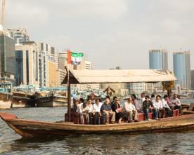 De goedkoopste tickets naar Dubai
