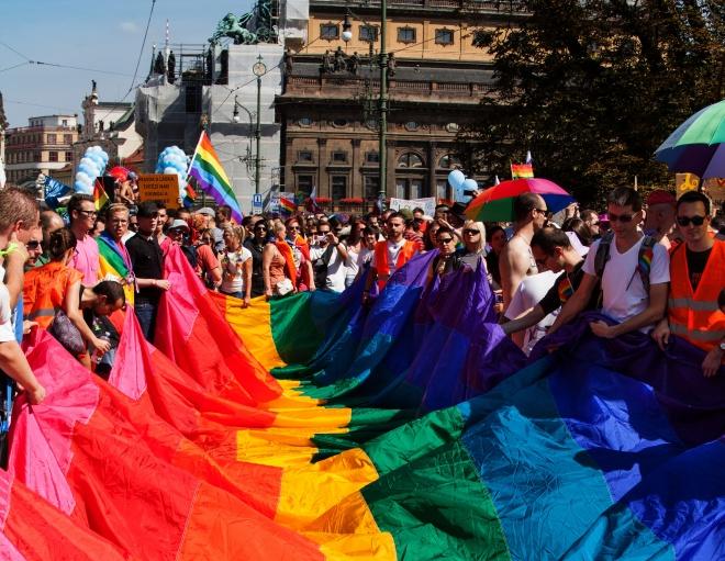 Gay Friendly 2014 in Tsjechië