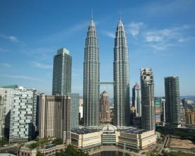 Tussenstop in Kuala Lumpur