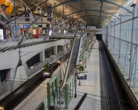 Met de Thalys naar Lille