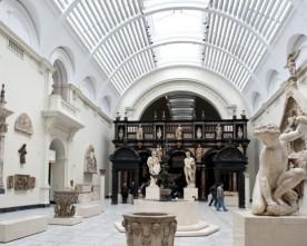 Gratis musea in Londen