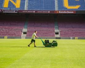 De meest gefotografeerde man van Barcelona
