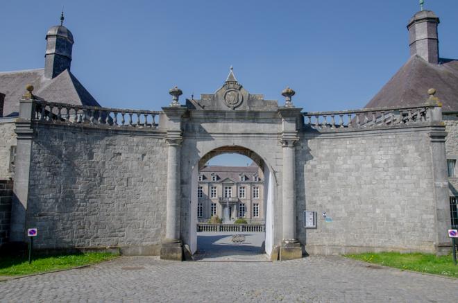 De vijf mooiste kastelen in de Ardennen