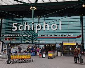 Geen treinen naar Schiphol dit weekeinde