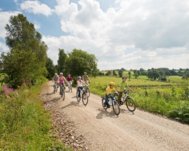 Ontdek Wallonië op twee wielen