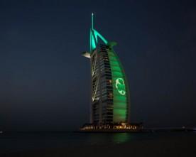 St. Patrick's Day in Dubai