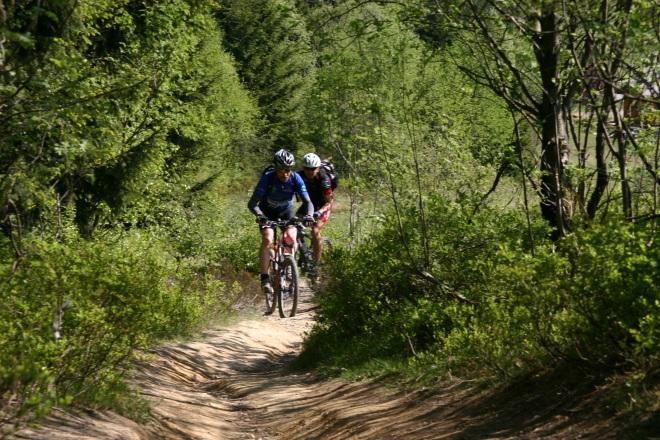 Nieuw park voor mountainbikers in Winterberg