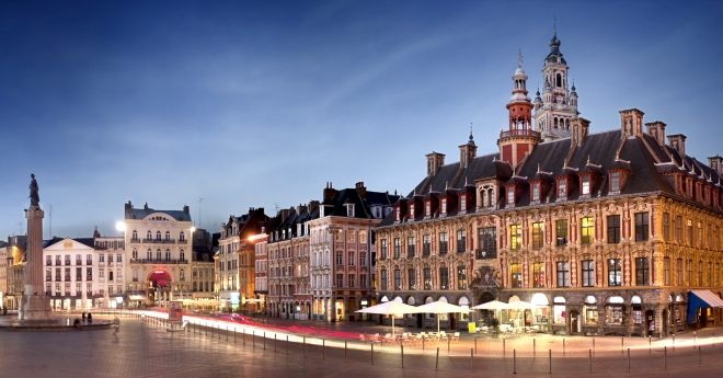 Alles over Lille