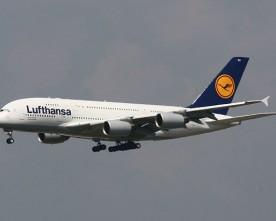 Grootse stakingen bij Lufthansa