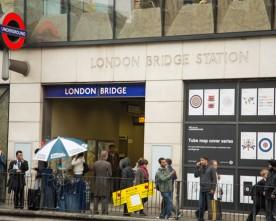 Toeristen dupe stakingen metro Londen