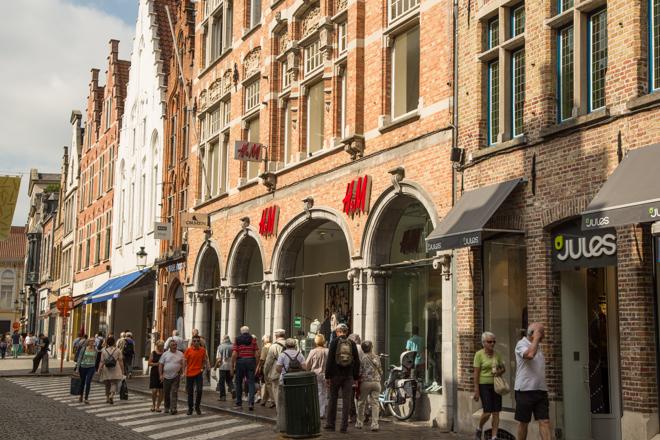 Winkels in België gesloten tijdens Pasen