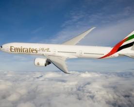 Emirates start vluchten naar Brussel