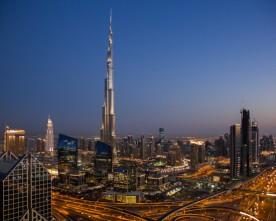 Burj Khalifa: 13% meer bezoek in 2013