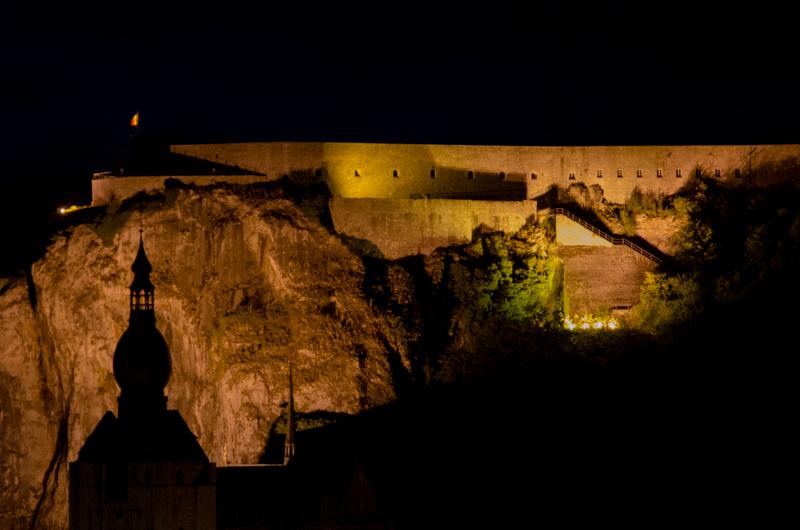 Nieuwe expositie in de Citadel van Dinant