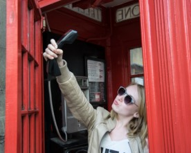 Toeristen en locals in London maken de meeste selfies