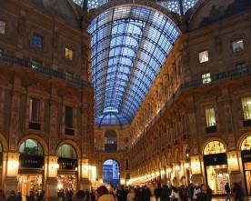 Uitverkoop in Milaan