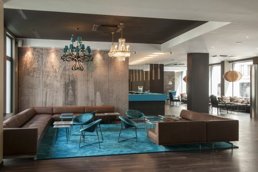 50e vestiging motel one. Black Bedroom Furniture Sets. Home Design Ideas