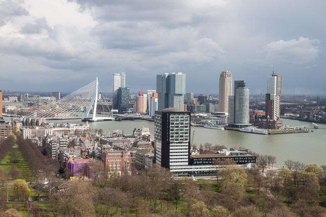 Een dagje Rotterdam