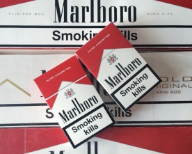 Sigaretten meenemen