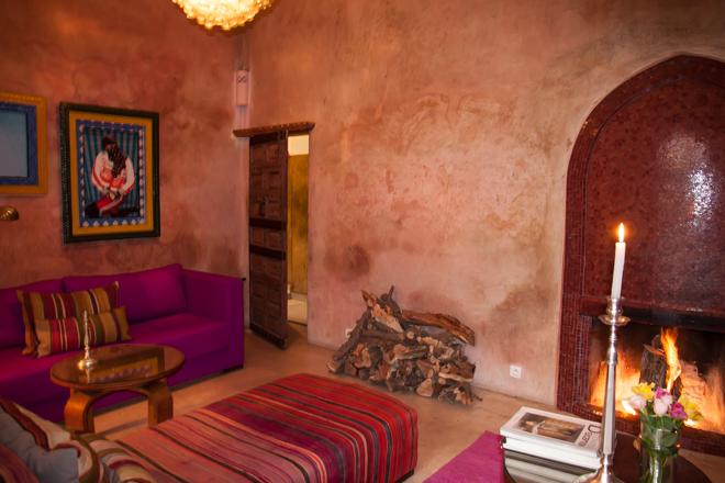 Overnachten in een riad in Marrakech