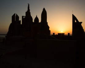 Goedkoop naar Dubai of Abu Dhabi