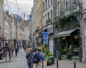 Winkelen in Lille